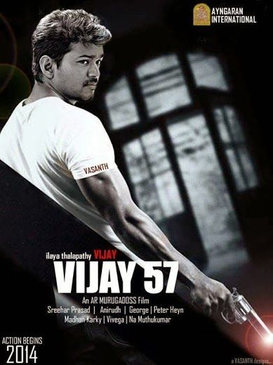 First Look poster of Vijay 57 will be released on !!