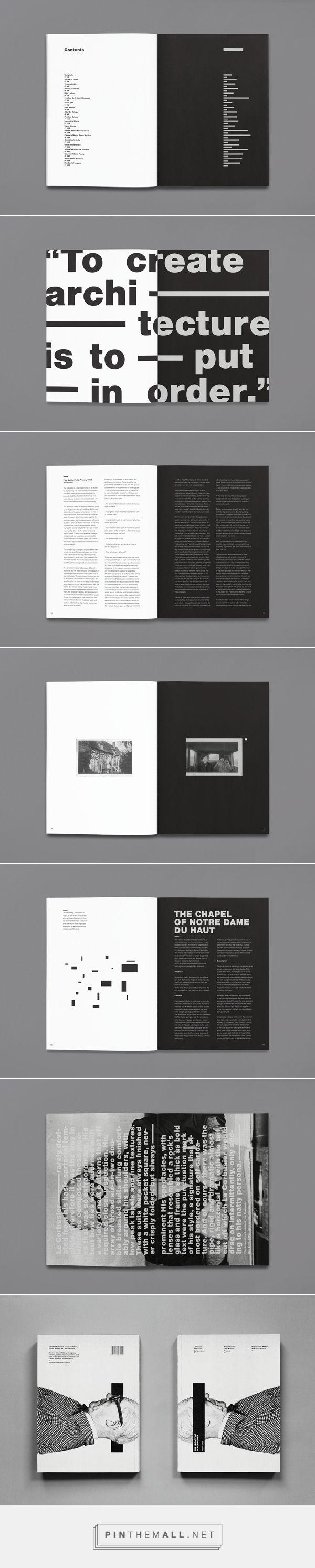 Las páginas en blanco y negro