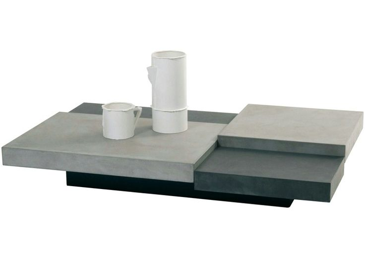 17 Best Images About Concrete Tables On Pinterest Slate Coffee Table Concrete Wood And Side