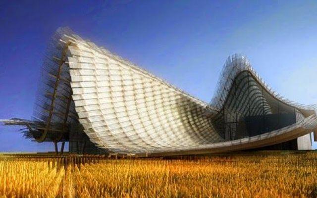 Svelati i dettagli del padiglione cinese per EXPO 2015 #design #expo2015 #milano #architettura