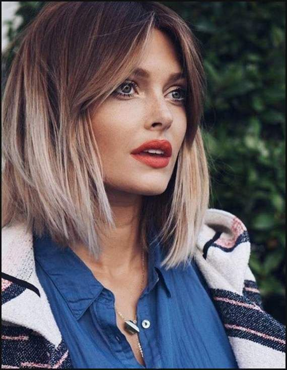 3952 best Frisuren images on Pinterest | Quick hair, Sock buns and ... | Einfache Frisuren