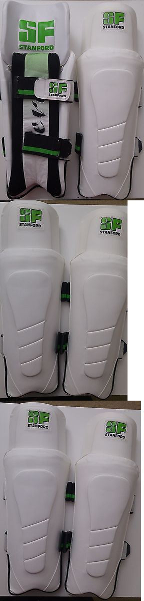 Cricket 2906: Stanford Hero Ultral Lite Cricket Wicket Keeping Pads + Free Shipping -> BUY IT NOW ONLY: $45.99 on eBay!