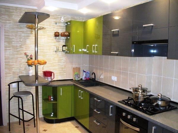 Мини-кухни с барной стойкой (42 фото): как сделать своими руками, инструкция, фото и видео-уроки