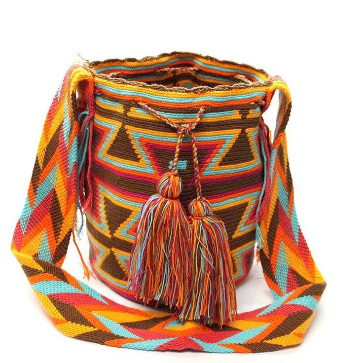 SantaMarta Wayuu Mochila
