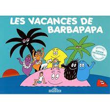 """Résultat de recherche d'images pour """"les vacances de barbapapa"""""""