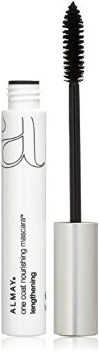 Almay One Coat Nourishing Lengthening Mascara, Black 0.27 oz:   For the most up to date information, we recommend you visit the manufacturer website for the best product details, including ingredients, hazards, directions and warnings.
