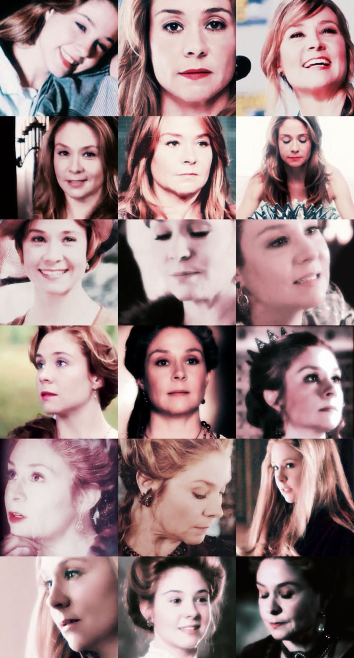 Megan Follows.  Only the most amazing, talented woman EVER.  <3
