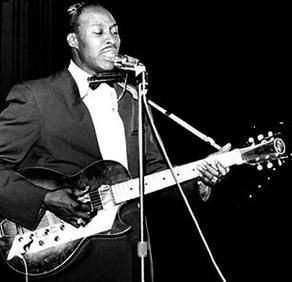 Jimmy Reed | Jimmy Reed: inducted in 1991 | The Rock and Roll Hall of Fame and ...