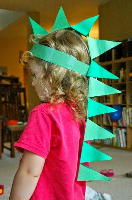 Check out the RPL Weekly Craft blog for a link on how to make a last minute Halloween costume!