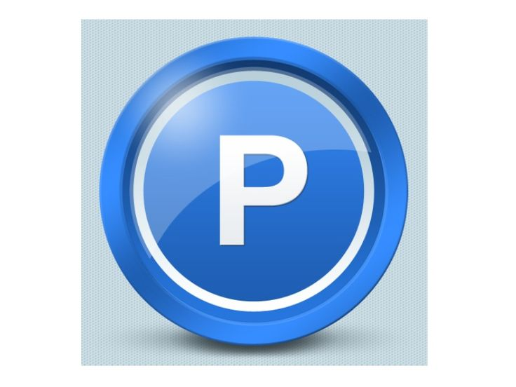 Parking icon - Czech Point System by Petr   Direct-services