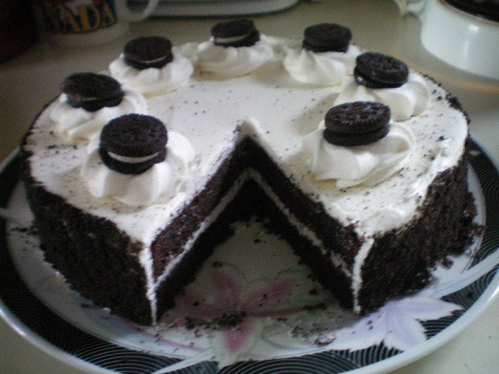 ... Oreo cake on Pinterest  Oreo cake recipes, Cakes and Chocolate oreo