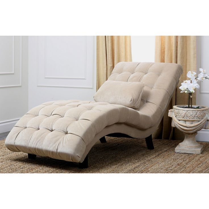 abbyson living soho cream fabric chaise shopping the best deals on