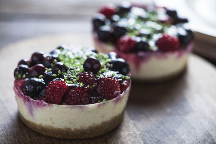 Preparare la cheesecake perfetta: 5 ricette e 10 consigli - La Cucina Italiana…