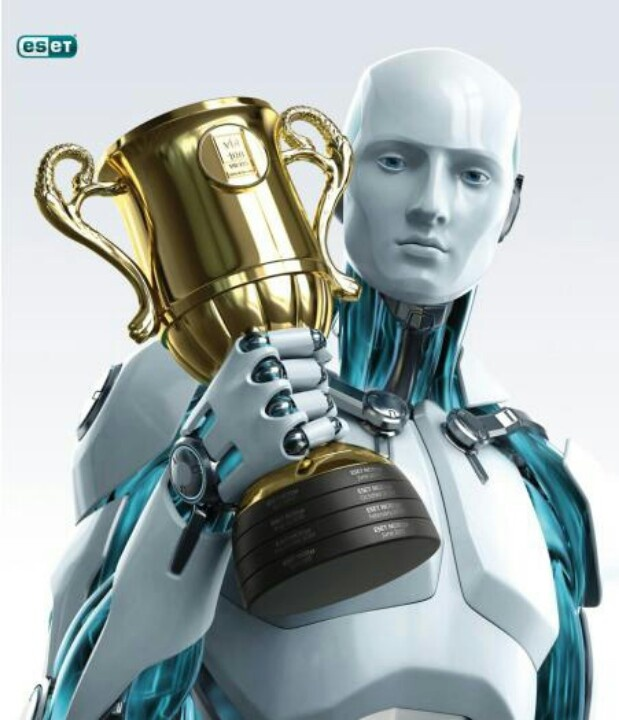 Smart Security Robot by Eset