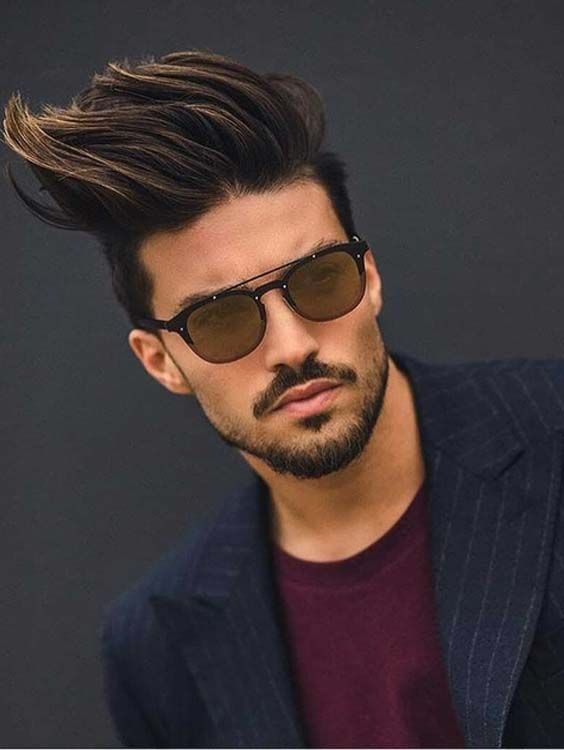 No To Flying Hair Coolest Mens Short Sides Long Top Haircuts For