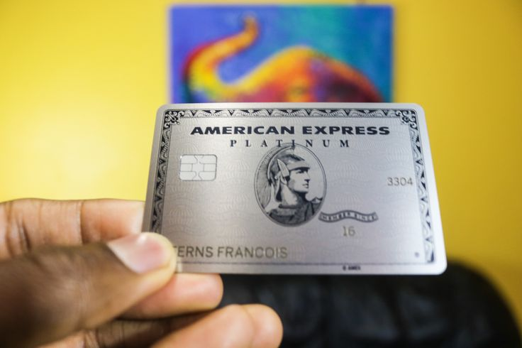 New Metal American Express Platinum Card & Benefits 2017
