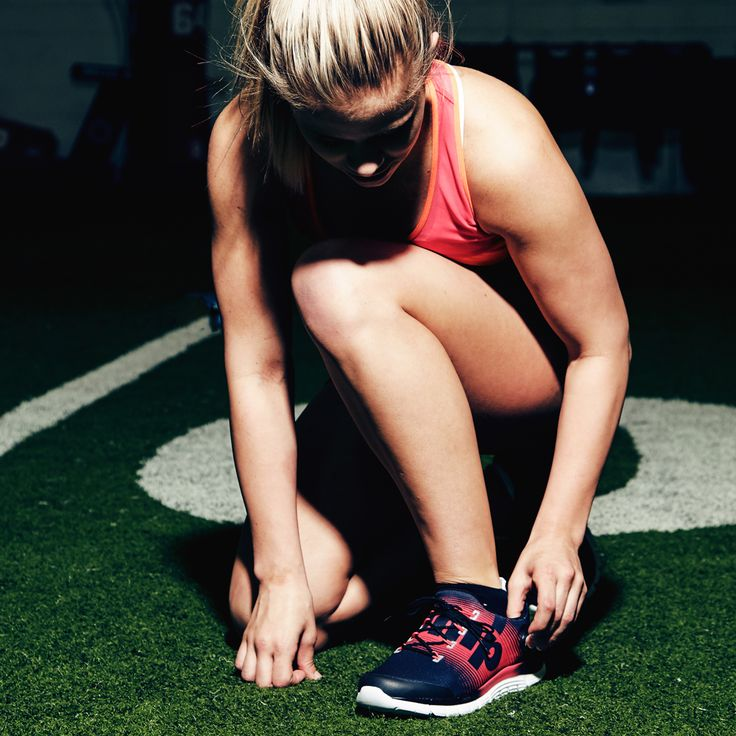 Pump to fit. Pump to conquer. UFC fighter Paige Vanzant gets pumped for her next fight with Reebok ZPump Fusion.