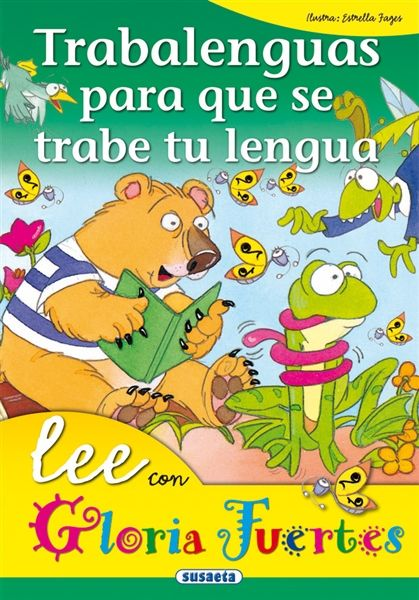 Gloria Fuertes. Poesía hasta 7 años.