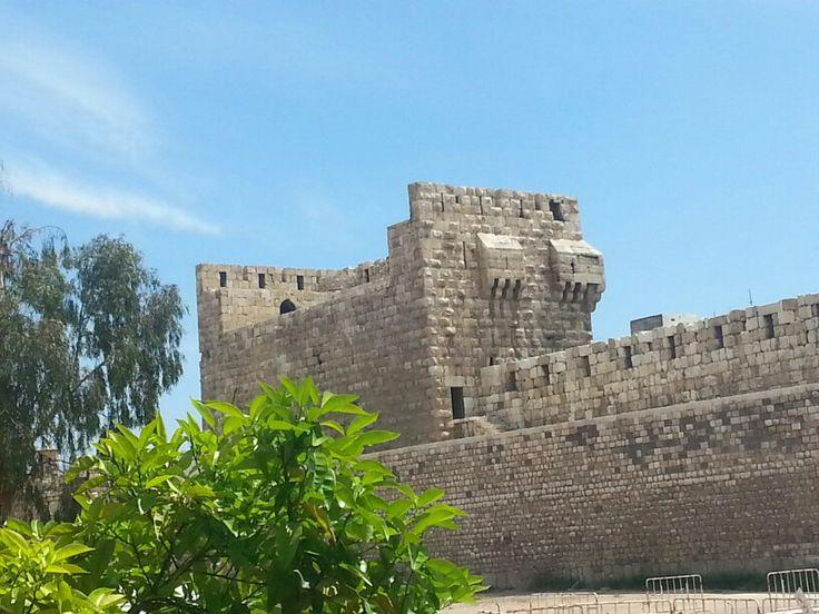 Damscus castle
