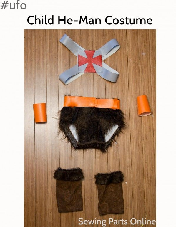 HeMan costume *Just in case your little one loves Netflix cartoons as much as mine. Retro Costumes