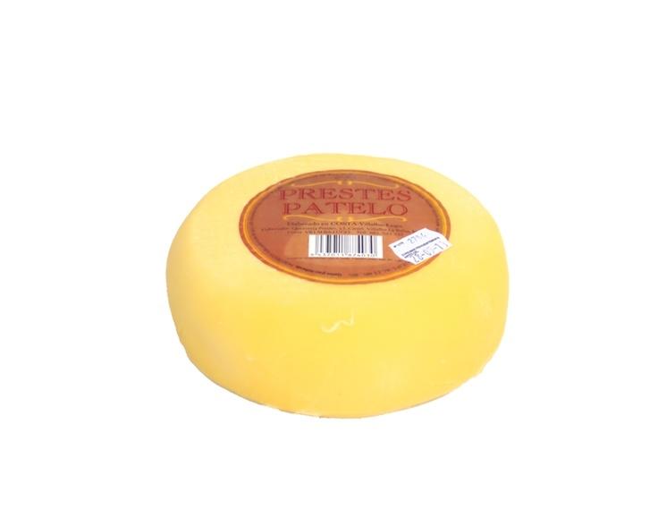 Queso Gallego del País PRESTES 1 kg. / Galician Mild Cheese PRESTES 1 kg.