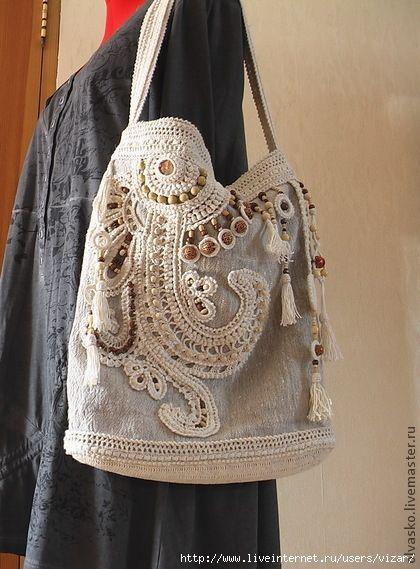 Summer Boho style bag.