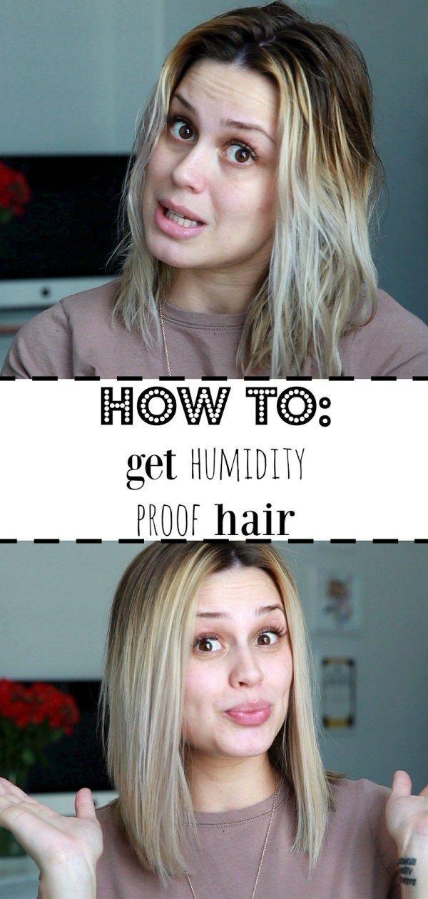 How to get humidity proof hair | Sleek hair Tutorial | Straight hair tutorial | Uptown with Elly Brown #ad #KrogerBeauty