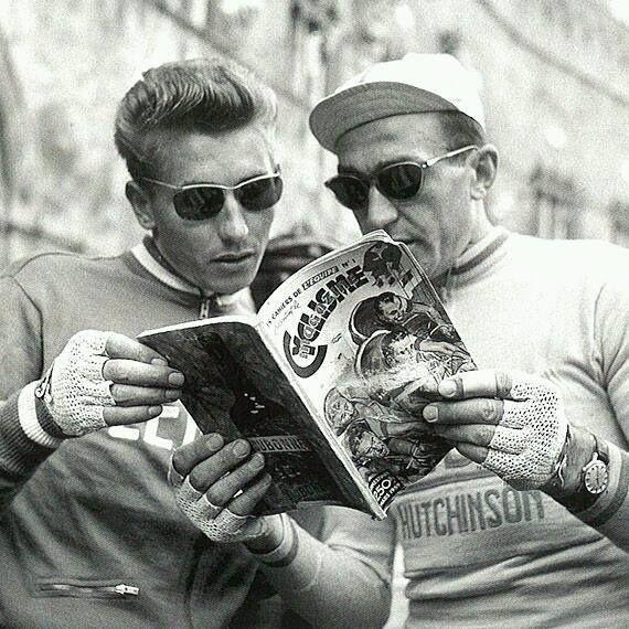 Jacques Anquetil, Louison Bobet