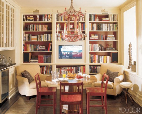 Multi use dining room house obssession for the home for Multi use dining room ideas