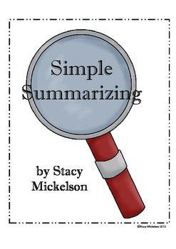 Summarizing and paraphrasing powerpoint school