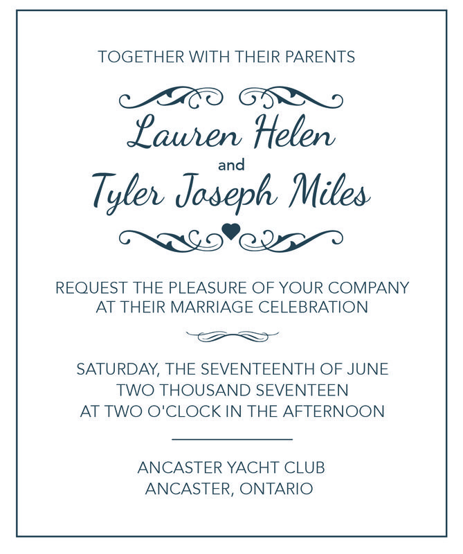 The 25+ best Wedding invitation wording samples ideas on Pinterest ...