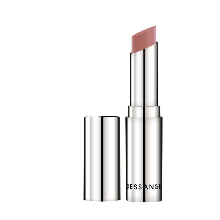 ROUGE'STUDIO: Nude-effect lip gloss - Beige nude. These lip glosses have a soft, creamy texture, enveloping and coloring the lips with a veil of increased natural light. Three shades are available and can be chosen depending on its lip tone. Recommended retail price: 26 euros. #DESSANGE #Collection #Makeup #FallWinter #LightOfShadows #GlobalBeauty