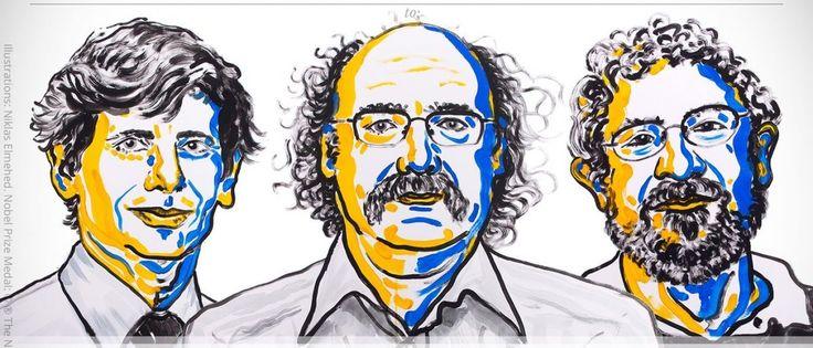 InfoNavWeb                       Informação, Notícias,Videos, Diversão, Games e Tecnologia.  : Prêmio Nobel de Física 2016 vai para três pesquisa...