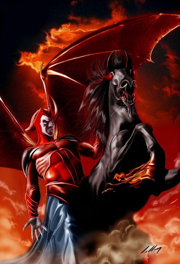 Hoje no arte do dia temos o ilustrador paulista, Alexandre SalleS, criou versões dos principais personagens do desenho animado Dungeons & Dragons