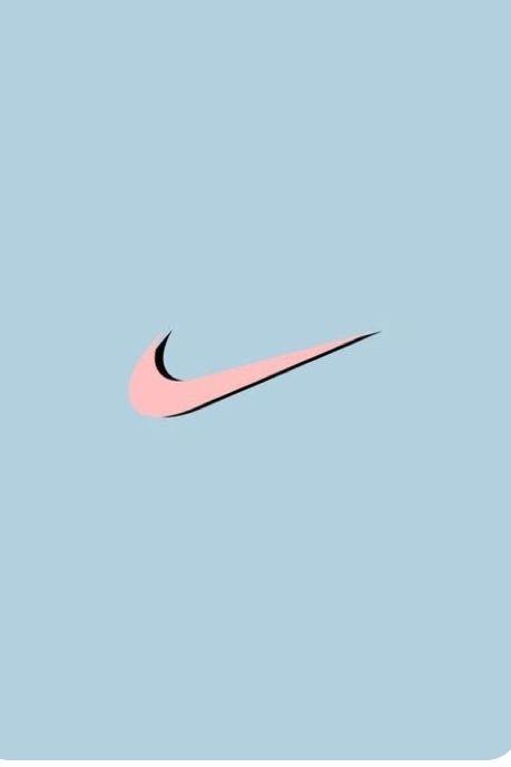 Nike Logo Aesthetic Colors Nike Wallpaper Pink Wallpaper Iphone Aesthetic Colors
