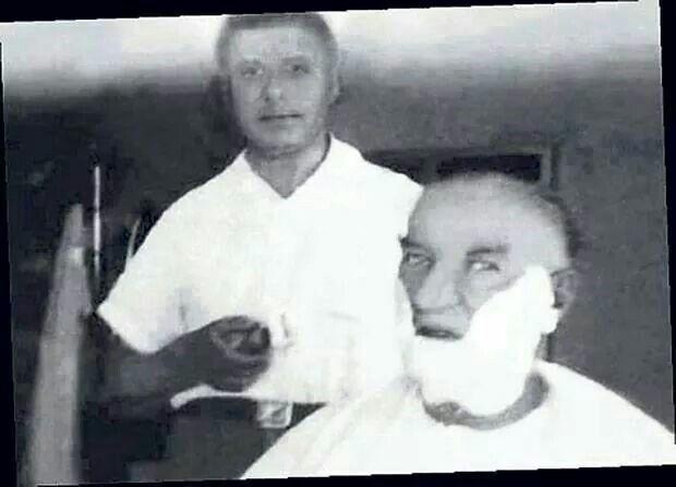 Atatürk'ün sağlıklı iken çekildiği son fotoğrafı