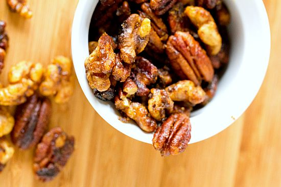 Sweet and Spicy Mixed Nuts: Appetizers Recipes, Nut Recipes, Easy Appetizers, Sweet Spicy Nut, Spices Nut, Brown Eye Baker, Spicy Mixed, Spicy Nuts, Mixed Nut