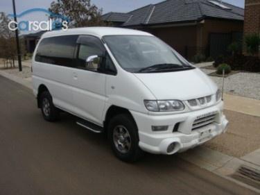 2005 MITSUBISHI DELICA People Mover Private Cars For Sale in VIC - $18,999