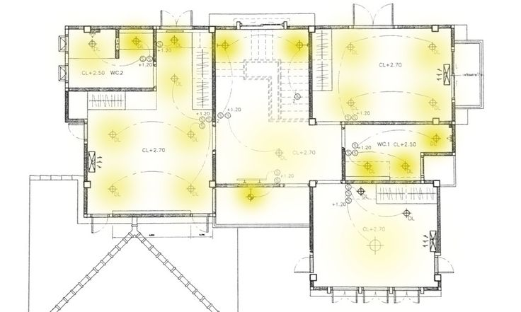 LIGHT/ lichtplan maken