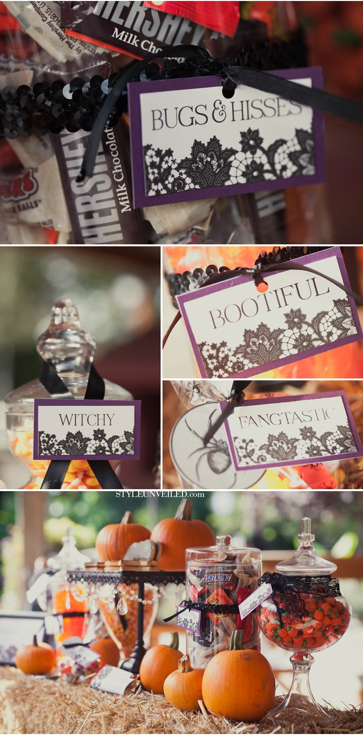82 best Halloween Wedding Ideas images on Pinterest