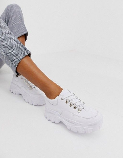 ad02ed6bb27 Truffle Collection chunky trainers in 2019 | asos & | Sneakers nike ...