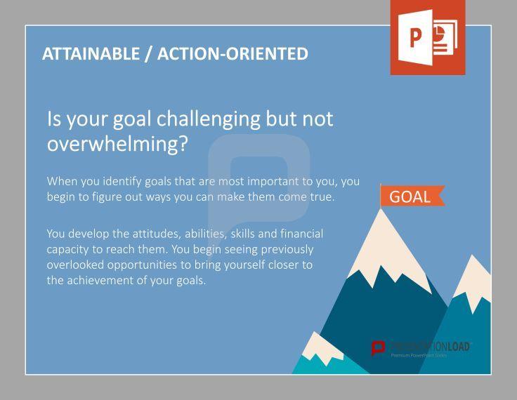 Goal Smart Powerpoint Template