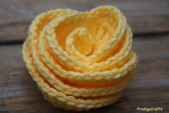 Beautiful hand-crocheted rose!: Beautiful Hand Crocheted, Beautiful Roses, Hand Crocheted Rose, Newborn Hats, Hand Made