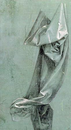 Draperie  Albrecht Dürer                                                                                                                                                                                 Plus