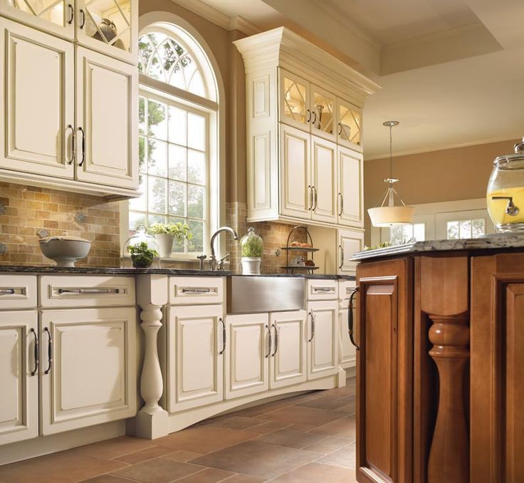 Kraftmaid Kitchen Cabinets Maple In Kitchen Design Small