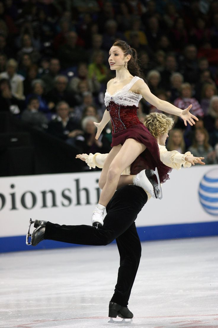 2010 U.S. champions Meryl Davis and Charlie White.I love watching ice skating.Please check out my website thanks. www.photopix.co.nz