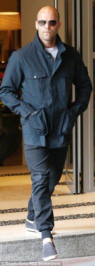 Jason Statham, London ,July 29th 2015