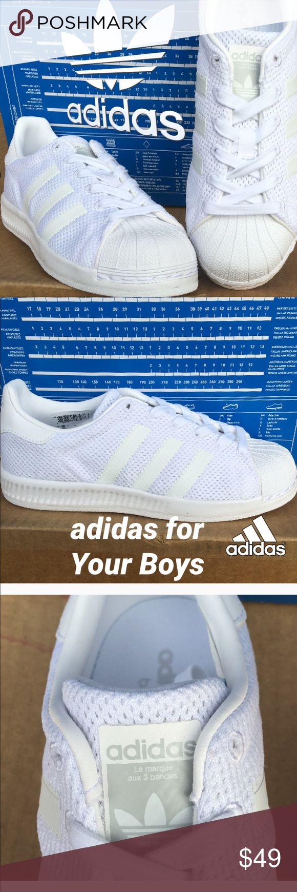 New Adidas Sneakers For Your Boys.👟❤️🛍 Got em again! adidas Shoes Sneakers