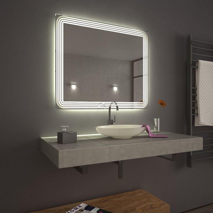 Luxuriöse beleuchtet Badspiegel 2015 Check more at    www - badezimmerspiegel nach mass