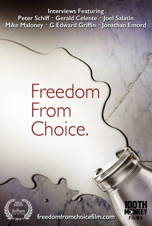 Watch Freedom From Choice Online | Vimeo On Demand | People think we live in a free market society, we don't...